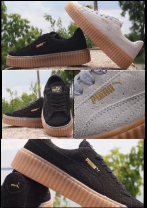 Фото: Puma Creeper by Rihanna